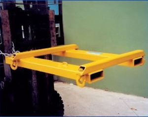Picture of Forklift Bulk Bag Jib Attachment