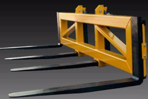 Picture of Carriage Mounted Fork Spreader 4500mm Width and 2000Kg SWL