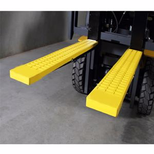Picture of Rubber Forklift Tyne Grip Covers 150 x 1370mm