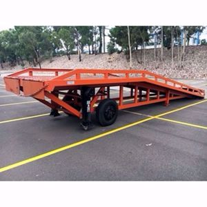 Picture of Used Forklift Truck Ramp Sydney 8000kg