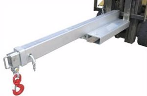 Picture of Fixed Jib Long Jib Attachment with 4500Kg SWL